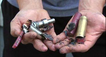 Video capta el momento en el que un cigarro electrónico explota