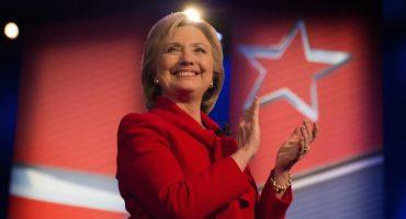 Hillary Clinton triunfa en las elecciones primarias de Carolina del Sur