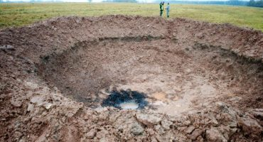 Por primera vez en la historia un hombre muere por la caída de un meteorito