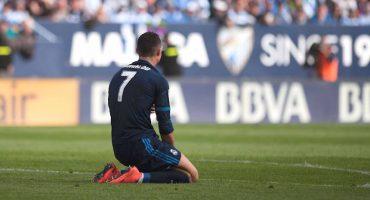 ¿Adiós Liga? Real Madrid empata con Málaga y se despega de la cima