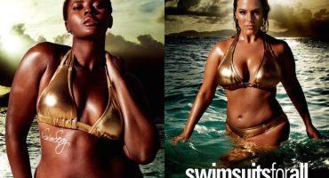 Sports Illustrated presenta a sus nuevas y curvilíneas modelos