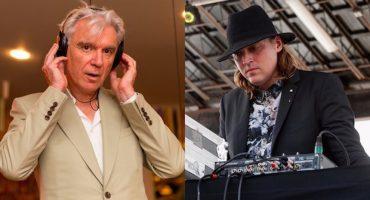 David Byrne acompaña a Arcade Fire en un concierto de beneficencia en Montreal