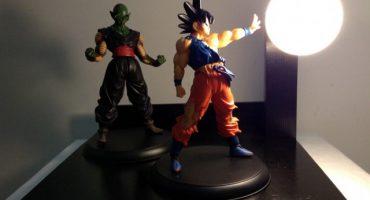 Nerdgasmo: a desvelarse con estas lámparas de Dragon Ball Z