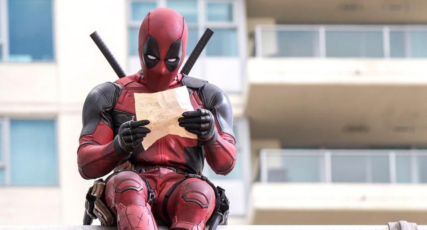 Deadpool nos desea Feliz San Valentín muy a su estilo