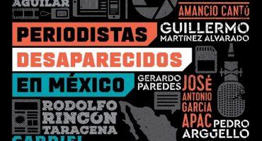 México, el país con más periodistas desaparecidos, revela Artículo 19