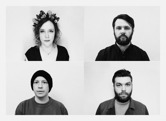 Minor Victories (Slowdive, Mogwai, Editors) anuncian álbum debut y lanzan video