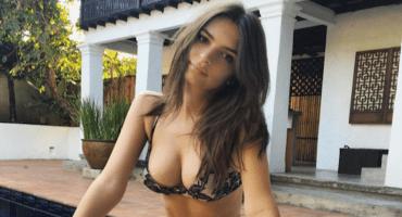 Los nuevos desnudos Emily Ratajkowski en Instagram