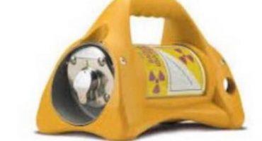 Roban equipo radioactivo, Segob emite alerta en varios estados