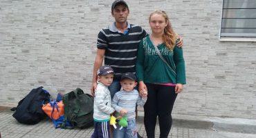 Una familia cambió su vida gracias a una foto de Facebook