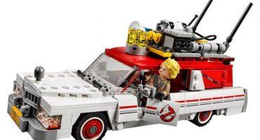 Revelan juguetes oficiales de lego para la nueva película de