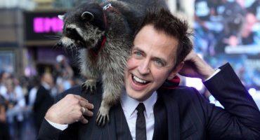 James Gunn mostró la primera imagen oficial de Guardians of the Galaxy Vol. 2 y otras sorpresas