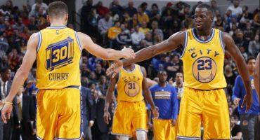 Golden State va camino a romper la racha de los Bulls