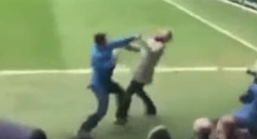 Fan del Birmingham noqueó a otro del QPR en la Championship