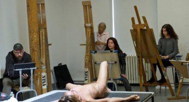 Iggy Pop posa desnudo para retratos de Jeremy Deller que se exhibirán en Brooklyn