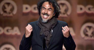 Mira el emotivo discurso de Alejandro González Iñárritu en los DGA Awards