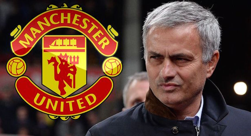 José Mourinho está a un paso del Manchester United