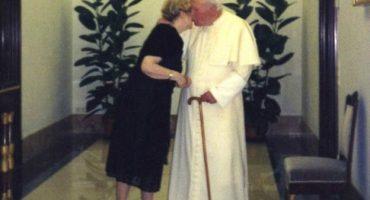 Juan Pablo II mantuvo