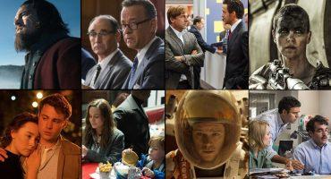 Rumbo al Oscar 2016: ¿Quiénes son las nominadas a Mejor Película?