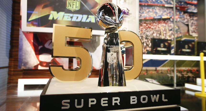 Los espectaculares números que dejó el Super Bowl 50