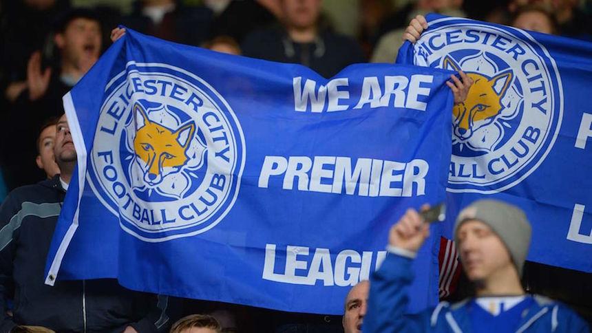 Fan apostó que el Leicester ganará la Premier League y se llevaría una fortuna