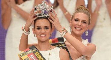 De Miss de Religión a... Miss Alemania 2016