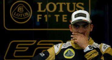 Pastor Maldonado anuncia su retiro de la Fórmula 1