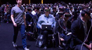 Mark Zuckerberg nos comparte una imagen perturbadora del futuro