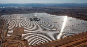 Marruecos enciende la planta solar más grande del mundo