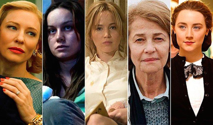 Rumbo al Oscar 2016: ¿Quiénes son las nominadas a Mejor Actriz?