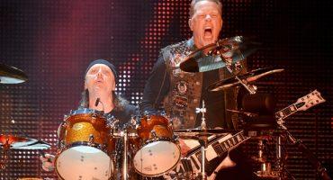 Metallica lanzará álbum en vivo a beneficio de víctimas de los atentados en Paris