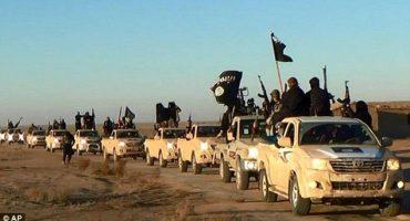 Rumores dicen que ISIS ha obtenido material radiactivo para crear bombas