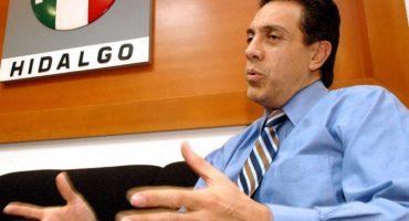 Omar Fayad candidato único del PRI para gobernatura de Hidalgo