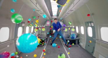 ¡Mira el increíble video de Ok Go para