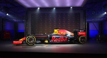 Así lucirá el nuevo monoplaza de Red Bull para 2016