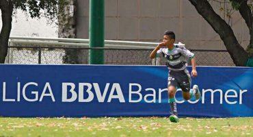 Ronaldo Zinedin es convocado a la Selección Mexicana sub 15