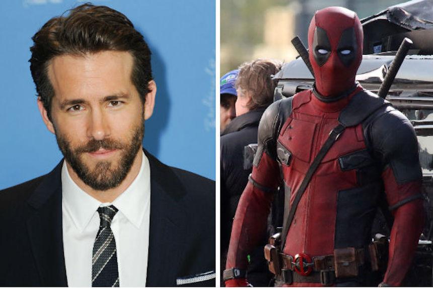 La comparación de los personajes de Deadpool en la película y el cómic