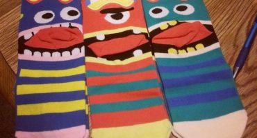 Aquí es donde terminan todos sus calcetines perdidos
