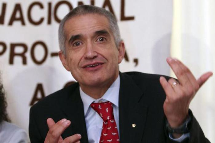 Serrano Limón consigue su libertad, paga fianza de 25 millones de pesos