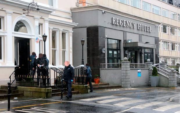 Tiroteo en hotel de Dublín; se registra un muerto y dos heridos