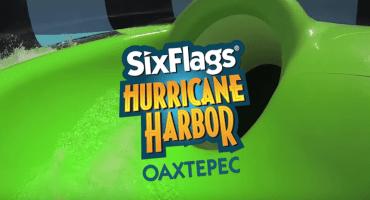 Six Flags anuncia apertura de nuevo parque acuático en Oaxtepec