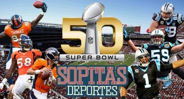 Revive los mejores momentos del Super Bowl 50:  Panthers vs Broncos