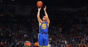 Otro récord más para Stephen Curry