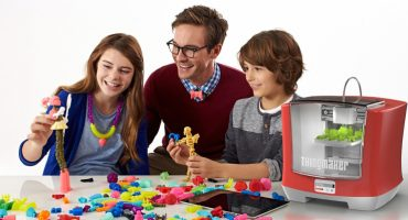 Mattel presenta impresora 3D que permite crear tus propios juguetes
