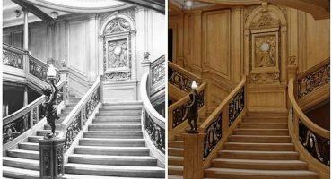 Así luce la réplica del Titanic que zarpará en 2018