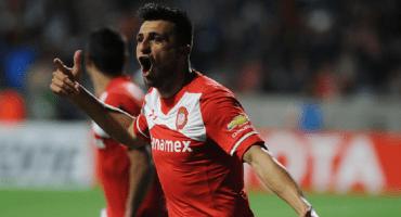 Revive los goles que le dieron la victoria al Toluca sobre Gremio