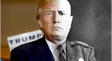 Donald Trump cita a Benito Mussolini sin darse cuenta
