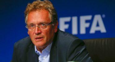 La FIFA suspende 12 años a Jerome Valcke por corrupción