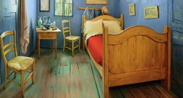 Ahora puedes dormir en una pintura de Vincent Van Gogh