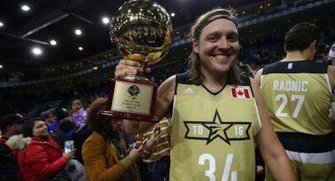 Win Butler gana el MVP del NBA All-Star Celebrity Game