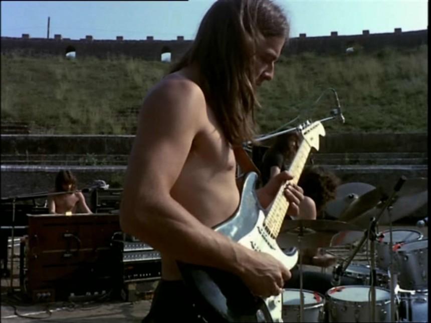 Después de 45 años, David Gilmour dará nuevo concierto en Pompeya